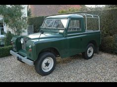 Sensitively restored 1961 Land Rover Series 2 For Sale