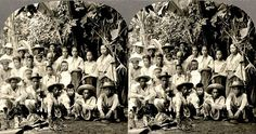 A Filipino Family Group in the Island of Luzon by Okinawa Soba, via Flickr