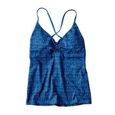 be4b768eed1e6 The full-coverage Patagonia Women's Kupala Tankini offers all-day comfort  and support in the water or on the beach.
