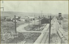 Originally known as Leader, Ringling is an unincorporated community in Meagher County, about 50 miles northwest of Big Timber. If the name sounds familiar, it's probably because the town was renamed after John Ringling, one of the Ringling brothers, whose circus maintained a presence in the area at one time. John Ringling was also president of the White Sulphur Springs and Yellowstone Park Railway which ran from Ringling to White Sulphur Springs. The population in the 2010 census was 62.