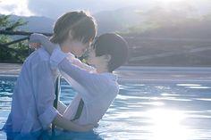 Haruka Nanase(Free!) | kuryu - WorldCosplay #yaoi #cosplay #shipping