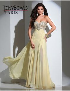 Tony Bowls Paris Prom Dress Style No. Best Prom Dresses, Grad Dresses, Homecoming Dresses, Wedding Dresses, Formal Gowns, Formal Wear, Prom Boutiques, Tony Bowls, Designer Prom Dresses