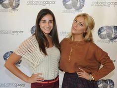 Rachel Gaspar with Cassie Scerbo