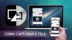 Aprenda a capturar a tela do seu dispositivo com iOS sem placa de captura e sem jailbreak