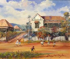 Art market auction sales from the to 2019 for 485 works by artist D'Arcy W. Doyle and values for over other Australian and New Zealand artists. Australian Painters, Australian Artists, University Of Melbourne, Building Painting, Nostalgia, Art Market, Art World, Vintage Art, Comic Art