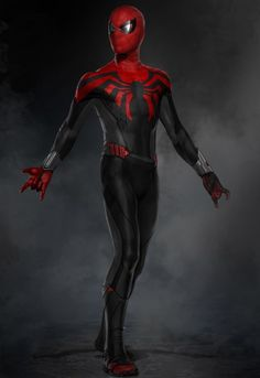 spiderman marvel - Image by Chey Skizzle Hq Marvel, Marvel Dc Comics, Marvel Heroes, Marvel Cinematic, Captain Marvel, Scarlet Spider, Scarlet Witch, Comic Book Characters, Marvel Characters