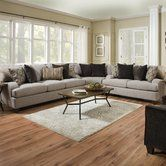 Found it at Wayfair - Burrows Sterling Sectional