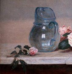 Henri Fantin Latour - Les roses