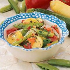 7 Vegetable Salad Recipe. Instead of store bought italian dressing, make your own
