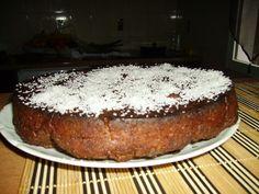 Gâteau sans oeuf léger au chocolat