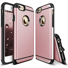iPhone 6 Case, iPhone 6S Case, CHTech Fashion Double Layer Heavy Duty Protection Scratch Proof Armor Case for Apple Case Cover for Apple iPhone 6/6S [Champagne Gold] CHTech http://www.amazon.com/dp/B015JH9E0U/ref=cm_sw_r_pi_dp_RsXvwb05AWGP0