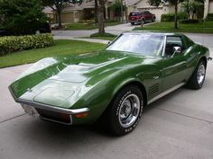 1972 Chevrolet Corvette LT-1