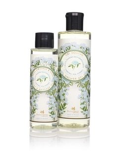 47% OFF Panier des Sens Firming Sea Fennel Shower Gel & Massage Oil, Set of 2