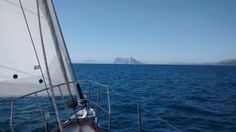 Spirit on way to Gibraltar