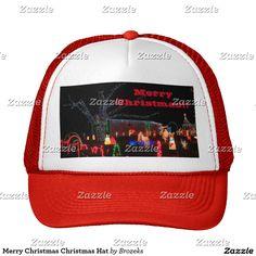 Merry Christmas Christmas Hat