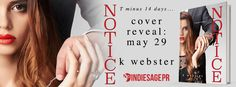 Girl with a Pen and a Dream: Cover Reveal | Notice by K. Webster