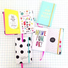 "These agendas are a must have! You'll be absolutely entertained with these agendas loaded with function and compliments, and not to mention weekly ""fun"" to-dos, while becoming the most efficient gal on the block. Go ahead grab one for yourself, and one for your BFF!        size: 8.5 in. x 5.5 in.     17-month agenda (aug 2014 - dec 2015)     glossy paper-wrapped hard cover     case-bound, lay flat design     double-sided satin ribbon placeholder     elastic band closure     pocket on ..."