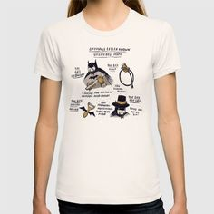 Batman's Lesser-Known Utility Belt Items Shirt ~ $24 ~ Funny Batman Gifts!