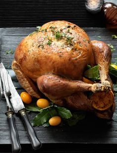 Roast turkey by John Williams