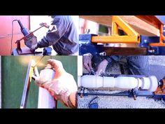 Сверлильно - токарный станок по дереву своими руками.Часть3.Homemade Wood Lathe - YouTube
