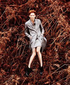 Tilda Swinton: Pringle of Scotland Fall/Winter 2010 Campaign Tilda Swinton, British Actresses, Actors & Actresses, Top 10 Fashion Designers, Viviane Sassen, Pringle Of Scotland, Fashion Shoot, Editorial Photography, Beautiful People