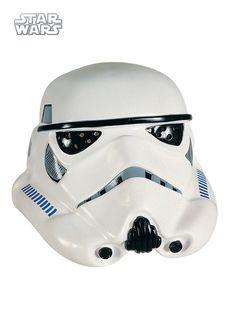 Halloween Deluxe Storm Trooper Mask