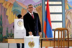 Ermenistan seçimleri 2013