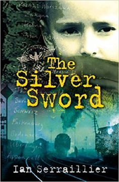 Buy The Silver Sword by Ian Serraillier at Mighty Ape NZ. Alone and fending for themselves in a Poland devastated by World War Two, Jan and his three homeless friends cling to the silver sword as a symbol of . Kids Story Books, Ya Books, Stories For Kids, Books To Read, Great Novels, Great Books, Books For Teens, World War Two, Book Recommendations