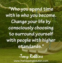 Get rid of toxic people YES AND REPLACE THEM WITH POSITIVE STRONG AND WEALTHY PEOPLE WHO RESPECT THEMSELVES AND OTHERS.