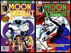 Moon Knight 1980s