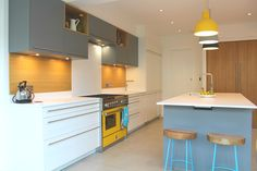 Mr & Mrs M, Bristol - ALNOPLAN kitchen by Phil Harflett at ALNO Bristol