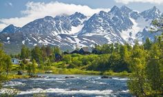 Norway's Stunning Summer Landscapes by The Guardian