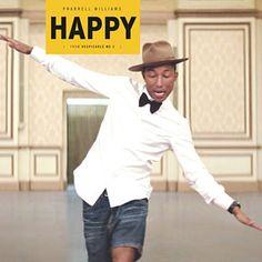 He encontrado Happy de Pharrell Williams con Shazam, escúchalo: http://www.shazam.com/discover/track/89551205