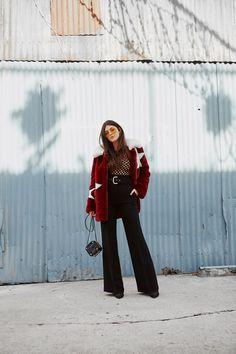 Julia Friedman Street Style NYFW 2017