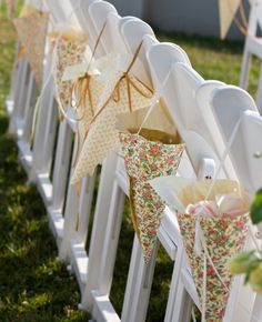 A Romantic Vintage Wedding