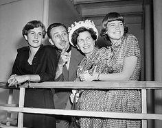 Disney Family 1949
