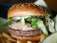 San Diego: Burger Perfection from Nicky Rottens in the Gaslamp Quarter | A Hamburger Today