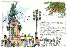 James Richards Sketchbook: Design Lessons from Past and Present