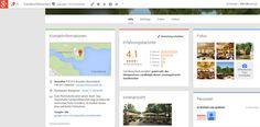 Interaktive 360-Grad-Innenaufnahmen von Ihrem Unternehmen Google ist weltweit die meistgenutzte Suchmaschine und zugleich der Ort, worin sich Ihre Kunden befinden.
