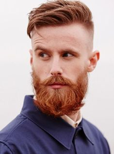 Ginger beards are the best kind of beards. Don't you agree?