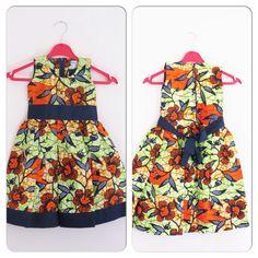 Robe de princesse pour fillette/ eshop.waxindeco.com collection capsule