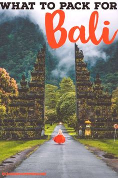 What to Pack for Bali: Complete Bali Packing List | Claire's Footsteps Are you planning a trip to B