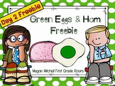 Seuss 5 Day Freebie Green Eggs And Ham