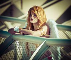Dreaming Angel by nexus6, via Flickr