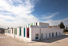 DeBrarian :: 에스파냐의 무지개빛 유치원