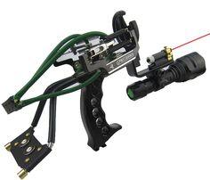 Garde-chasse John Pocket Rocket 5 Catapult//Slingshot FRAME ONLY
