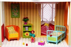 Lego Scala 3119 - Sunshine Home Sunshine Homes, Lego, Toddler Bed, Scale, Toys, Furniture, Home Decor, Child Bed, Weighing Scale