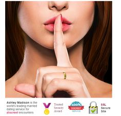 Ashley Madison...