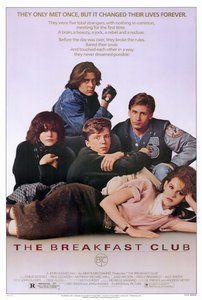 The Breakfast Club (1986) - Emilio Estevez, Anthony Michael Hall, Judd Nelson, Molly Ringwald, Ally Sheedy