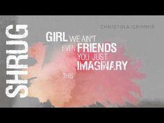 Shrug - Christina Grimmie